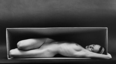 "Ruth Bernhard ""In The Box - Horizontal"""
