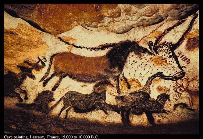 lascaux cave paintings carbon dating