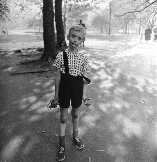 Diane Arbus photograph
