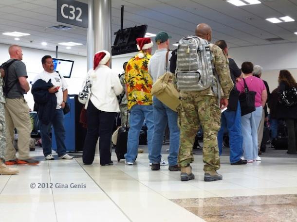Santas and Soldiers