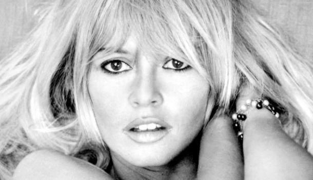 Bert Stern image of Brigitte Bardot