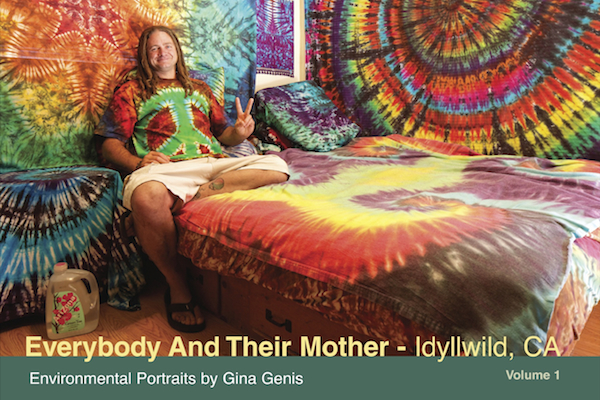 The front cover of Everybody And Their Mother - Idyllwild, CA Volume 1