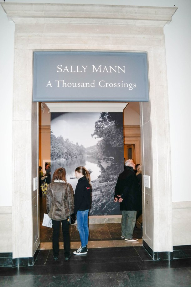 Sally Mann Exhibit